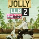 Jolly LLB 2 movie review: Akshay Kumar FAILS to fit well in this satirical drama