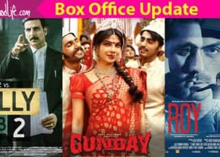 Akshay Kumar's Jolly LLB 2 becomes the third highest Valentine's day grosser after Ranveer Singh's Gunday and Ranbir Kapoor's Roy