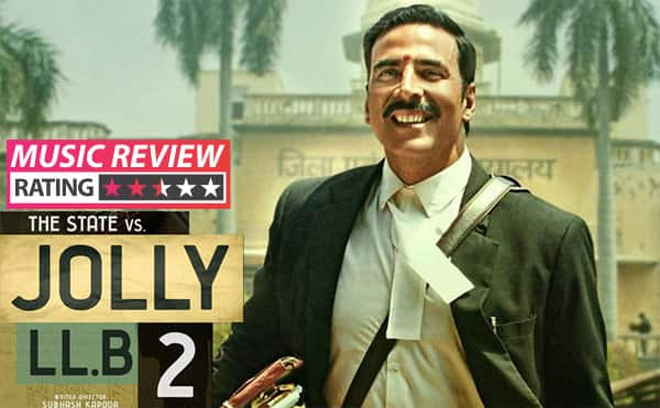 Jolly LLB 2 music review: Akshay Kumar's next is a mixed bag of soothing and situational tracks