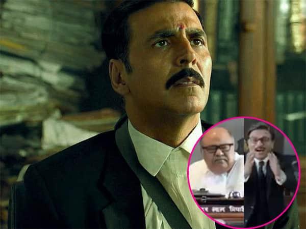 Akshay Kumar's favourite scene got deleted from Jolly LLB 2 – watch video