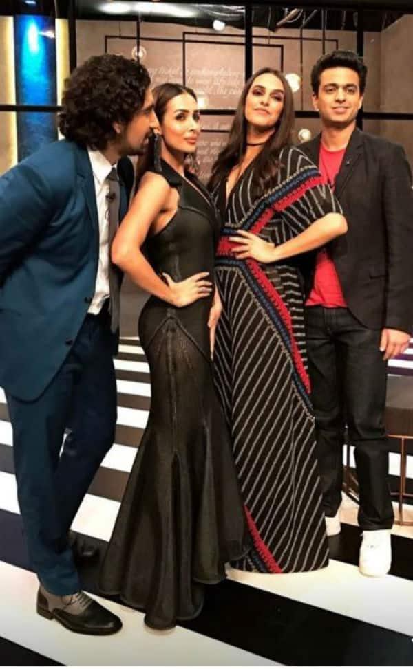Malaika, Neha Dhupia, AIB's Rohan Joshi and Ayan Mukerji – meet the jury of Koffee awards on KWK5