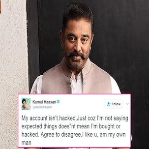Kamal Haasan's tweets about Tamil Nadu elections are making us scratch our heads in utter confusion