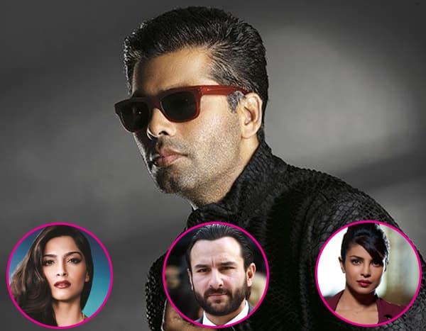 Priyanka Chopra, Sonam Kapoor, Saif Ali Khan – 5 times when celeb accents were mocked on Koffee With Karan