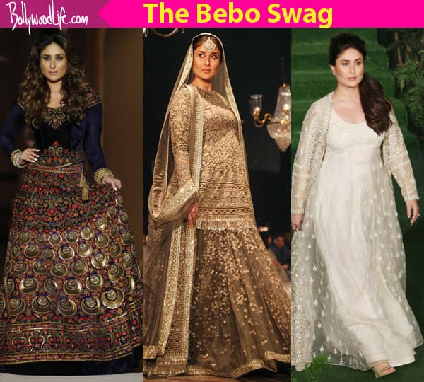 From being pregnant to turning a mother – 3 pics of Kareena's beautiful journey at LFW