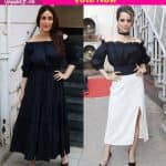 Kareena Kapoor Khan or Kangana Ranaut - who looked sexier in an off shoulder?