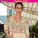 Not just men, Karisma Kapoor has been the ultimate stalker of Bollywood - here's proof