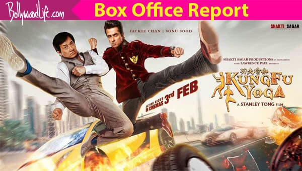 Kung Fu Yoga box office collection: Disha Patani and Jackie Chan's film mints a whopping Rs 1200 crore!