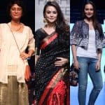 Lakme Fashion Week 2017 day 2: How did Preity Zinta, Sonakshi Sinha, Kiran Rao fare at the ramp?