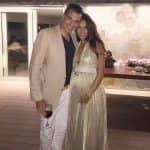 Lisa Haydon looks radiant as she flaunts her baby bump with Dino Lalvani - view pic