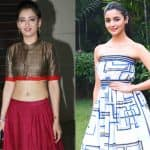 Akshara Haasan: Alia Bhatt challenges me and inspires me as an actress