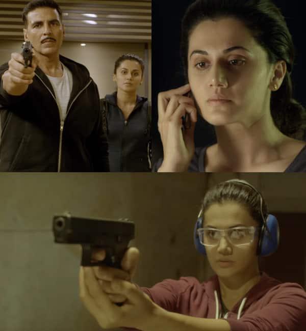 Naam Shabana trailer: Taapsee Pannu kicks a lot of ass but Akshay Kumar gets the best punchline