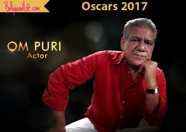 Oscars 2017 pay a tribute to Om Puri