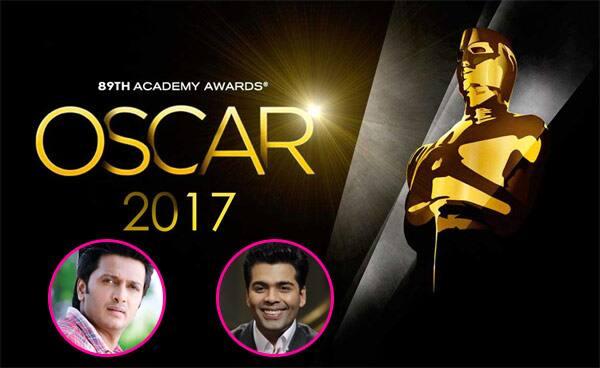 Karan Johar, Riteish Deshmukh, Farah Khan – here's what Bollywood celebs have to say about Oscars 2017
