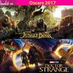 Oscars 2017: The Jungle Book, Doctor Strange, Rogue One: A Star Wars Story - who should win the Academy Award for Best Visual Effects?