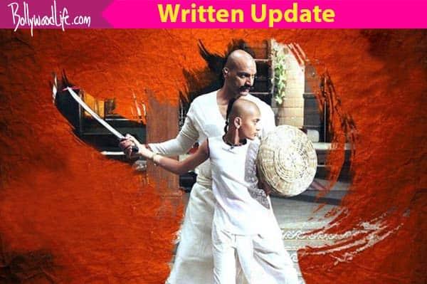 Peshwa Bajirao 24 February 2017, Written Update of Full Episode: Balaji explains the importance of Swaraj to Baji