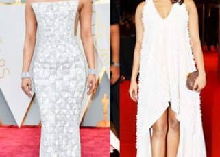 We put Oscars red carpet against Bollywood awards and the sight is not good - view pics