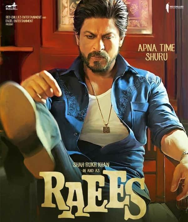 Shraddha Kapoors Haseena Shah Rukh Khans Raees Arjun Rampals