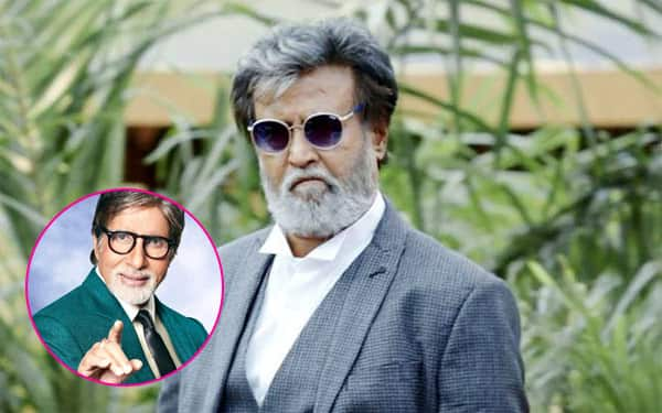 Amitabh Bachchan WARNS Rajinikanth against joining politics – read details