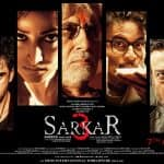Sarkar 3 first look: Amitabh Bachchan, Yami Gautam, Amit Sadh look ready for the kill in this gritty poster