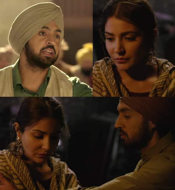 Phillauri song Sahiba: Anushka Sharma and Diljit Dosanjh are stuck in between love and heartbreak