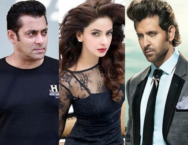 Pakistani actress Saba Qamar gives shocking statement about Hrithik Roshan and Salman Khan