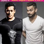 BARC Report Week 5, 2017: Salman Khan and Virat Kohli fight for the top spot on small-screen