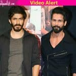 What made Shahid Kapoor say joota maaru utar ke to Harshvardhan kapoor? Watch video