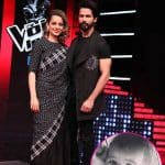 Shahid Kapoor learns Twinkle Twinkle Little Star for daughter Misha on The Voice India season 2