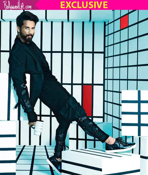 Shahid Kapoor on working with Saif Ali Khan and Kangana Ranaut: I enjoy working with good actors, it helps you create better content