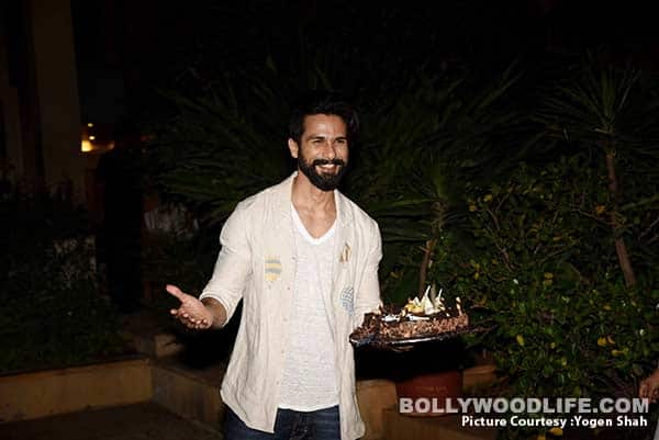 Shahid Kapoor has planned something special this birthday and we have all the details