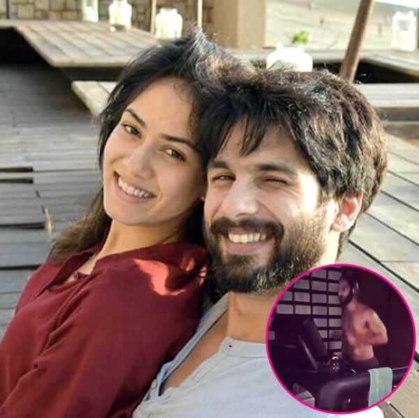 Mira Rajput shares a shirtless post of Shahid Kapoor and we can't keep calm – view pic