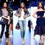 Lakme Fashion Week 2017: Tamannaah, Kajal Aggarwal and Sonakshi Sinha dazzle at Amit Aggarwal's show - view HQ Images
