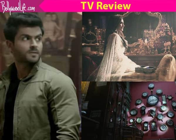 Koi Laut Ke Aaya Hai Review: Shoaib Ibrahim-Surbhi Jyoti's intense chemistry is eye-catching but Sharad Kelkar steals the show