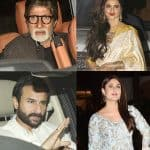 Kareena, Saif, Amitabh, Rekha come together to celebrate Randhir Kapoor's 70th birthday- view HQ pics