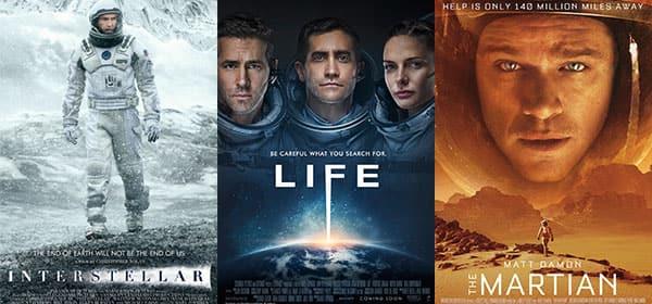 Weltraum Filme