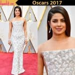 Oscars 2017: Priyanka Chopra dons a futuristic Ralph and Russo gown at the red carpet