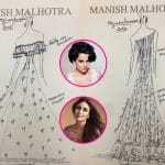 Kareena Kapoor, Kangana Ranaut, Alia Bhatt - who will walk the ramp for Manish Malhotra at Mijwan 2017? View sketches!