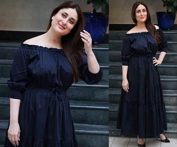 5 interesting revelations Kareena Kapoor Khan made about Taimur Ali Khan, life post pregnancy and more…