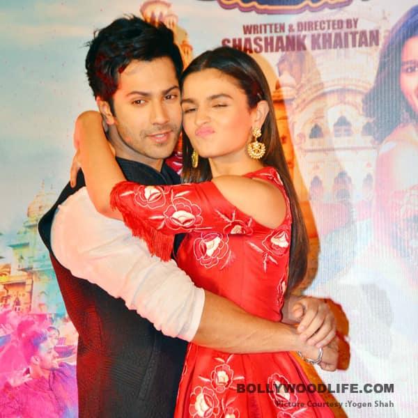 Badrinath Ki Dulhania song Humsafar: Alia Bhatt and Varun Dhawan drop a perfect tease with their musical banter –  watch videos