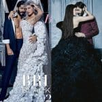 Jacqueline Fernandez's gowns in this photoshoot with Harshvardhan Kapoor is giving us major Black Swan feels