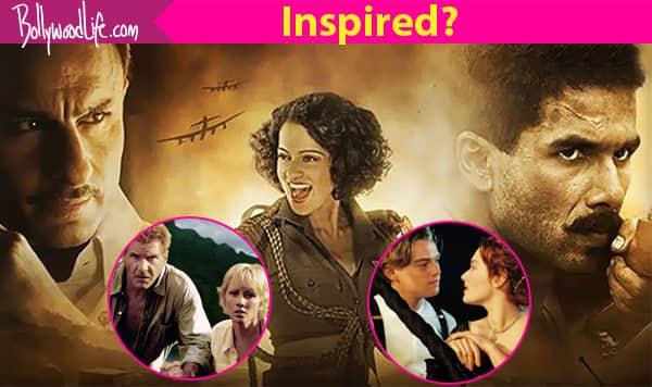5 films that crossed my mind while watching Shahid Kapoor, Kangana Ranaut's Rangoon