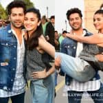 Varun Dhawan and Alia Bhatt take Badrinath Ki Dulhania to India Gate - view HQ pics
