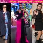 Deepika Padukone, Malaika Arora, Neha Dhupia - meet the worst dressed celebs of the week