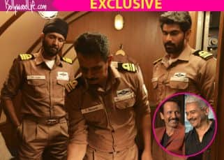 Kay Kay - Atul's off screen friendship is EXACTLY like the reel one in The Ghazi Attack - EXCLUSIVE video