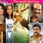 Vanamagan's first look, Singam 3 release, Rajinikanth joining politics - meet the top 5 newsmakers of this week