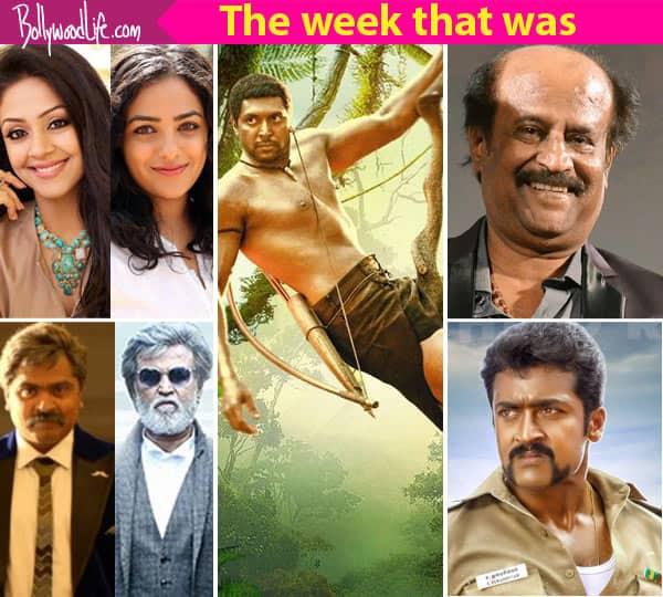 Vanamagan's first look, Singam 3 release, Rajinikanth joining politics – meet the top 5 newsmakers of this week