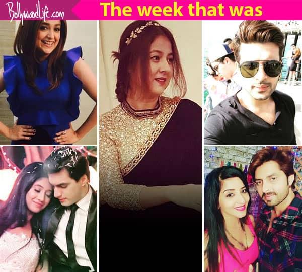 Keerti Gaekwad Kelkar, Mohsin Khan, Nach Baliye 8 – a look at TV's newsmakers this week