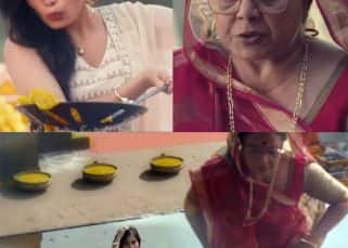Tu Sooraj, Main Saanjh Piyaji! promo: Rhea Sharma looks pretty as Kanak - watch video