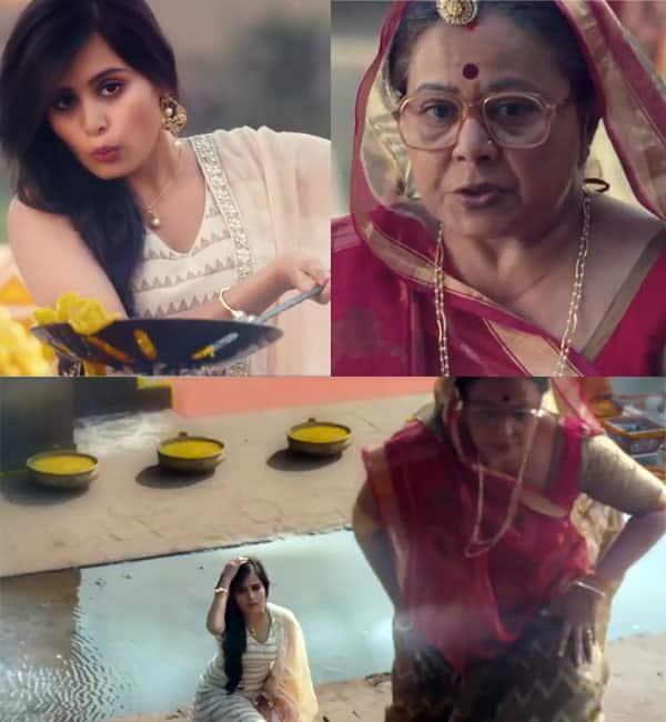 Tu: Tu Sooraj, Main Saanjh Piyaji! Promo: Rhea Sharma Looks
