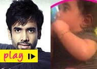 Watch first video of Tusshar Kapoor's baby